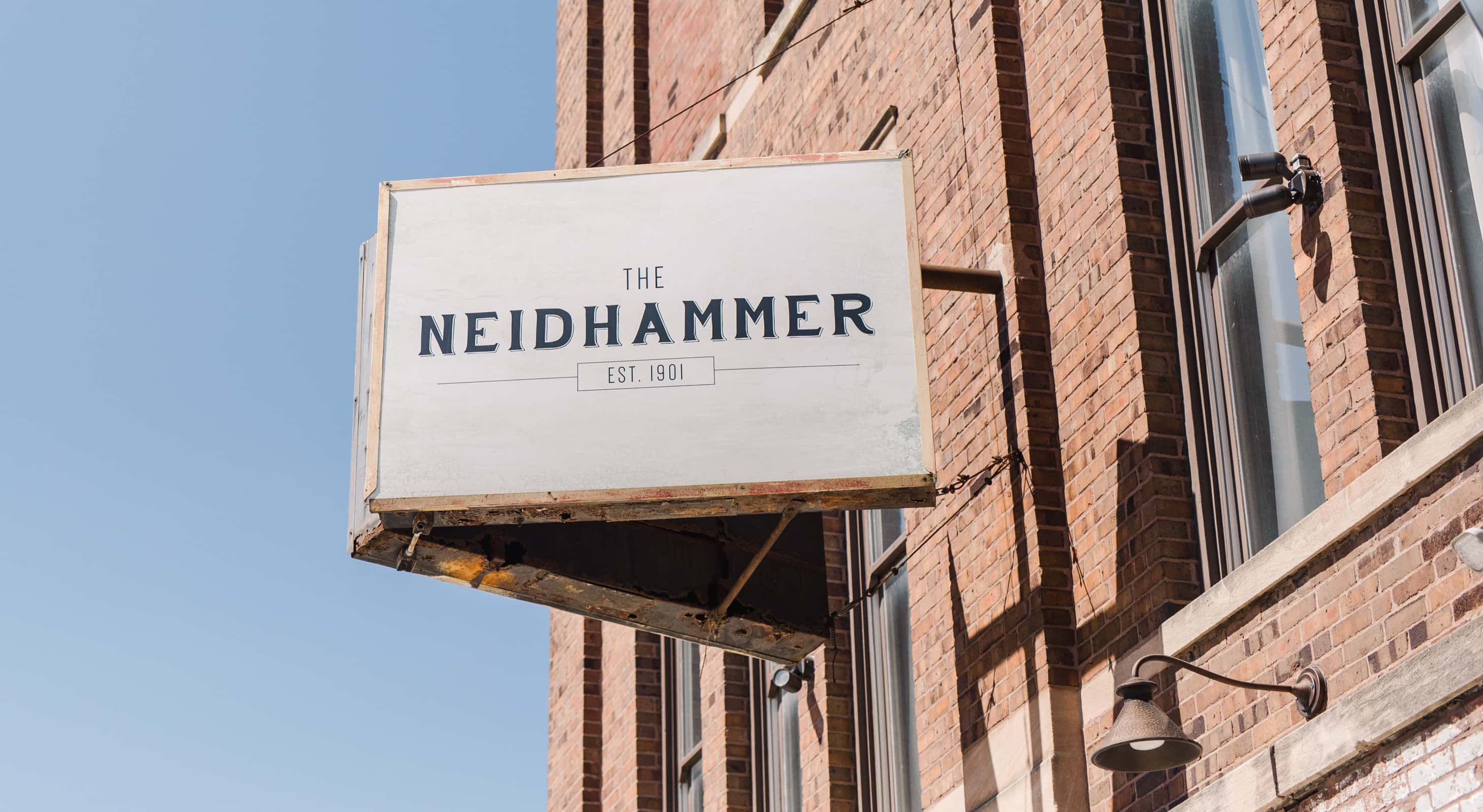 The Neidhammer, an Indianapolis Wedding and Event Venue